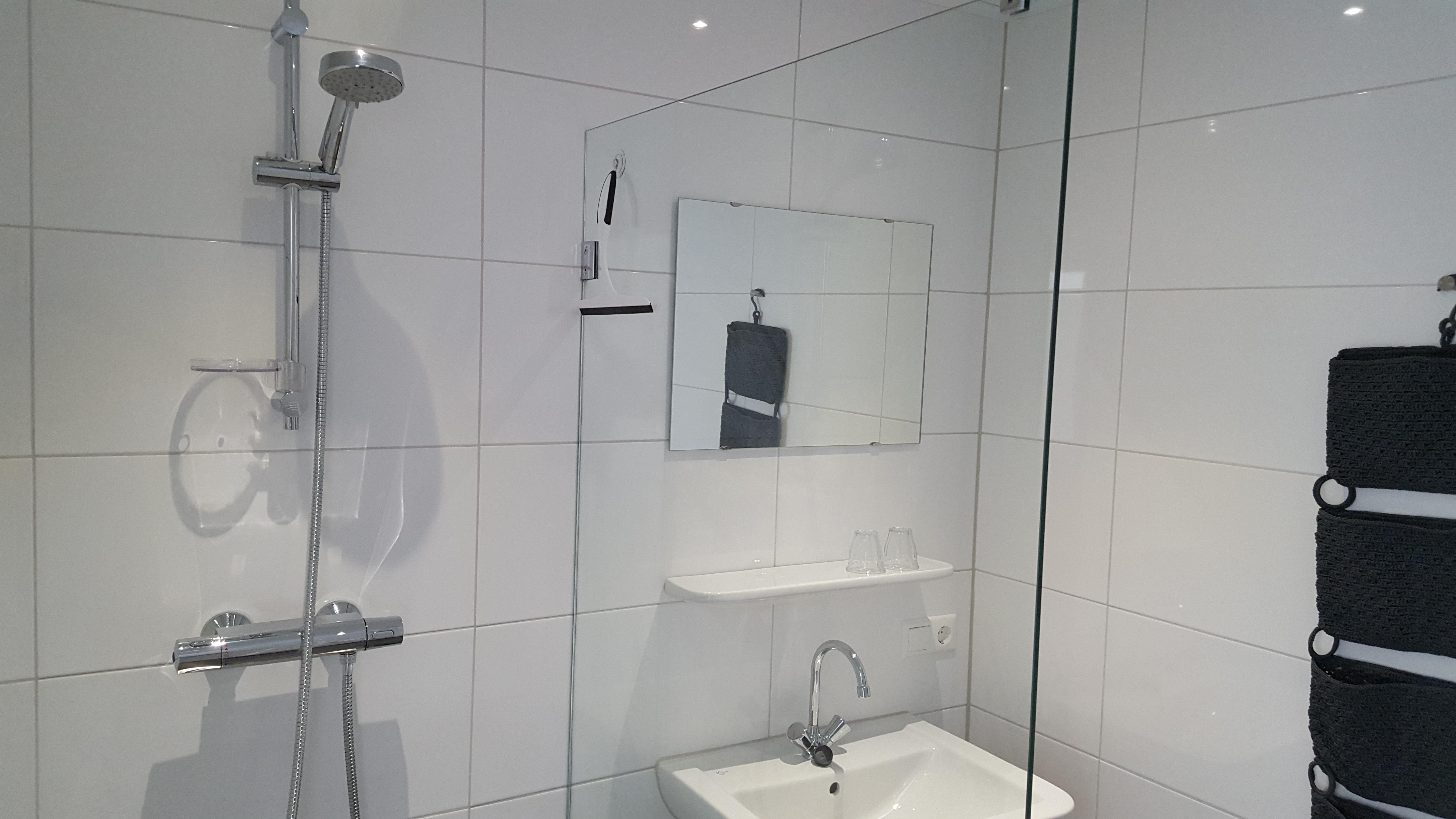 1 van de badkamers