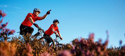 Mountainbike routes Drenthe