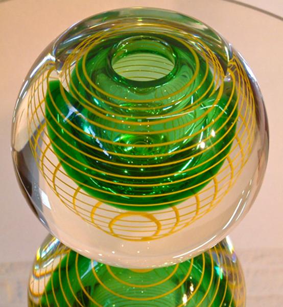 Moderne glaskunst