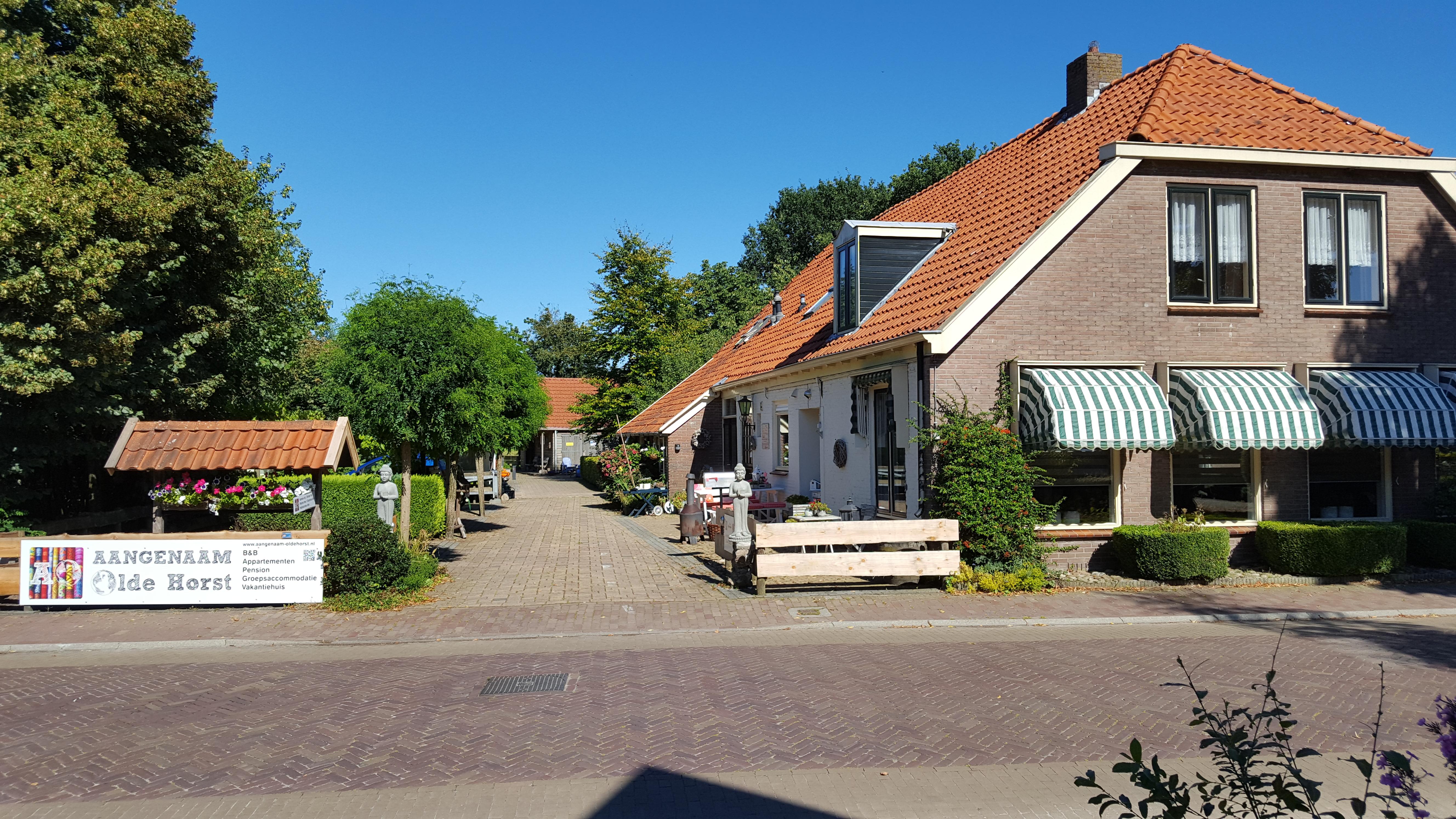 Groepsaccommodatie Aangenaam - Olde Horst Diever Drenthe